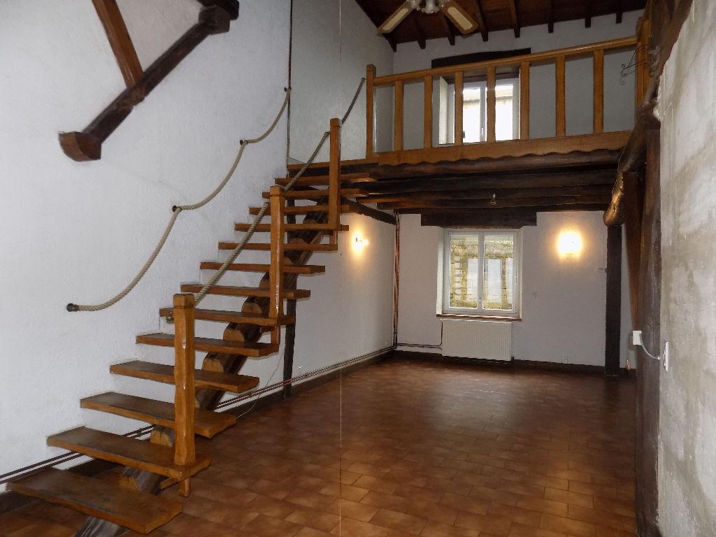 Belle maison de village habitable de suite - Axe LIGNY-EN-BARROIS/ST DIZIER
