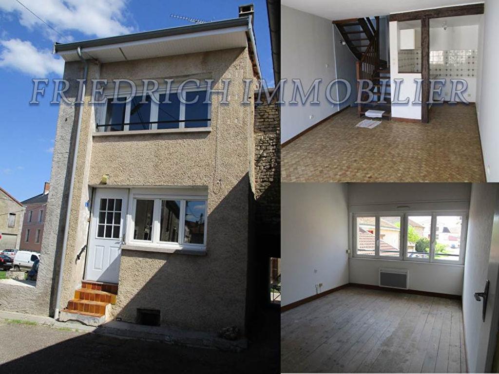 A vendre Maison TROUSSEY 75m² 4 piéces