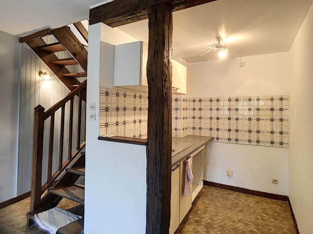 A vendre Maison TROUSSEY 45.000 4 piéces