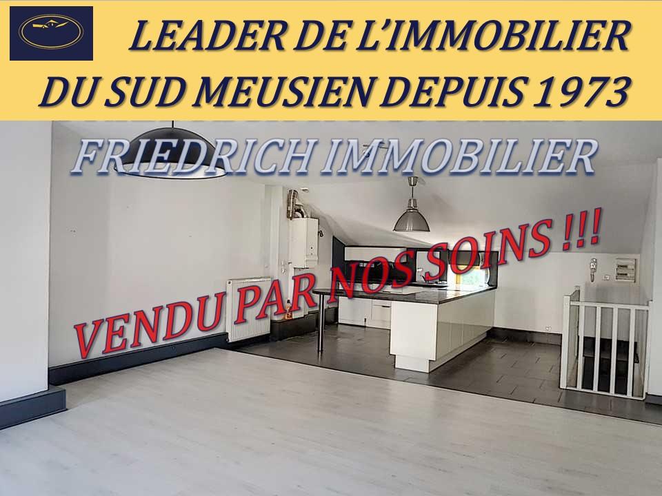 A vendre Appartement LIGNY EN BARROIS 90.52m² 2 piéces
