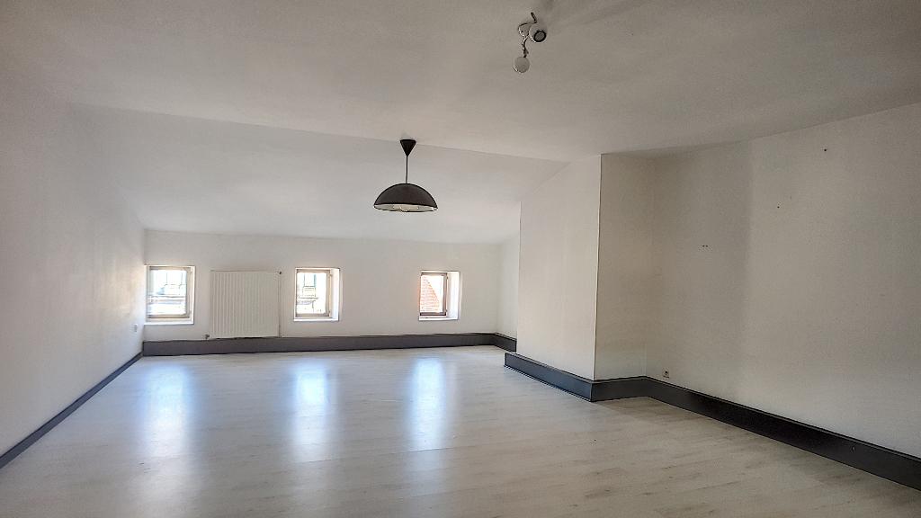 A vendre Appartement LIGNY EN BARROIS 90.52m² 56.000 2 piéces