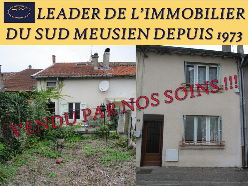 A vendre Maison TRONVILLE EN BARROIS 35.000