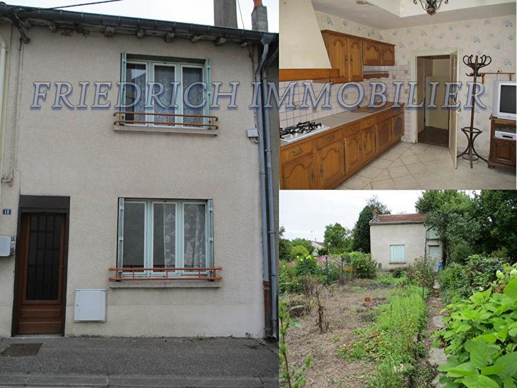 A vendre Maison TRONVILLE EN BARROIS 35.000 4 piéces