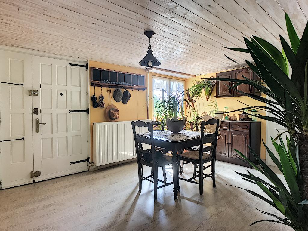 A vendre Maison FRESNES AU MONT 133.500 4 piéces