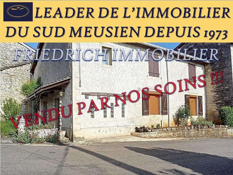A vendre Maison DAMMARIE SUR SAULX