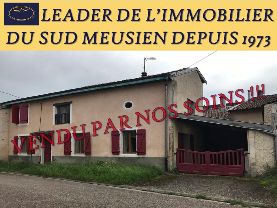 A vendre Maison TROUSSEY 160m² 87.500