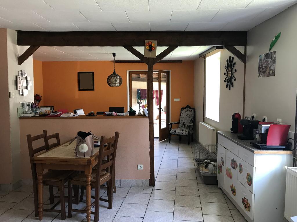 A vendre Maison TROUSSEY 160m²