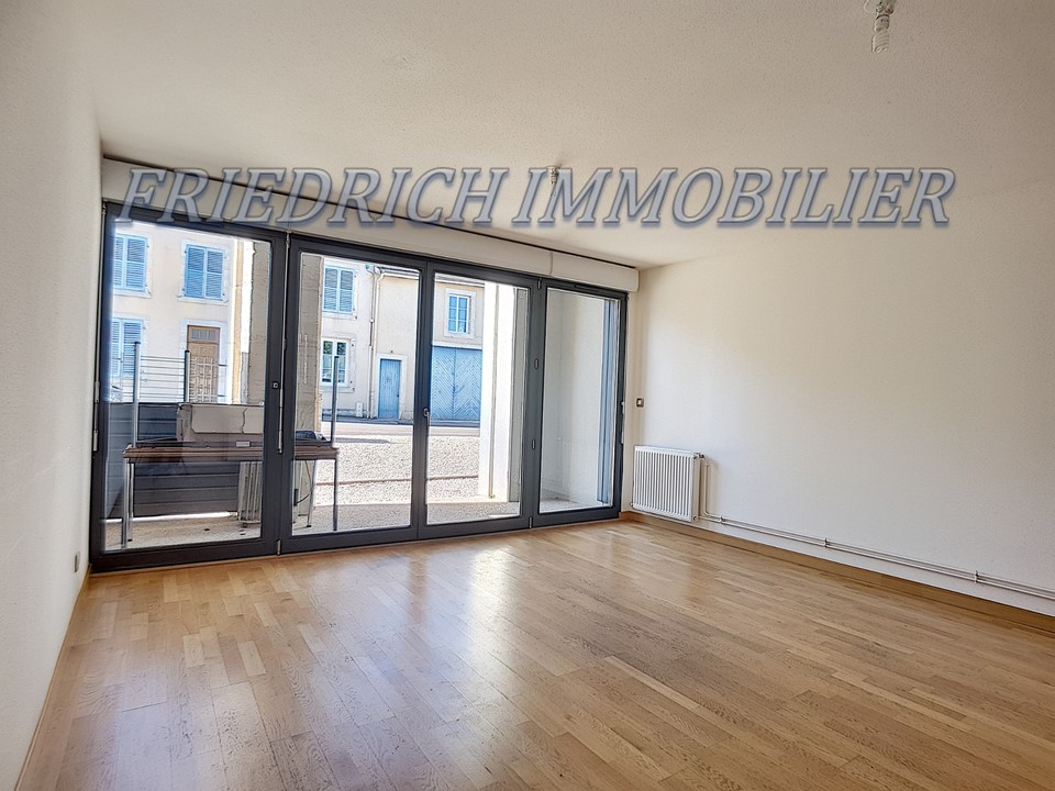 A louer Appartement GONDRECOURT LE CHATEAU 52.7m² 288 1 piéces