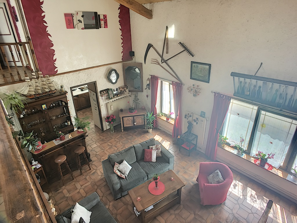 A vendre Maison CHAMPOUGNY 165.000