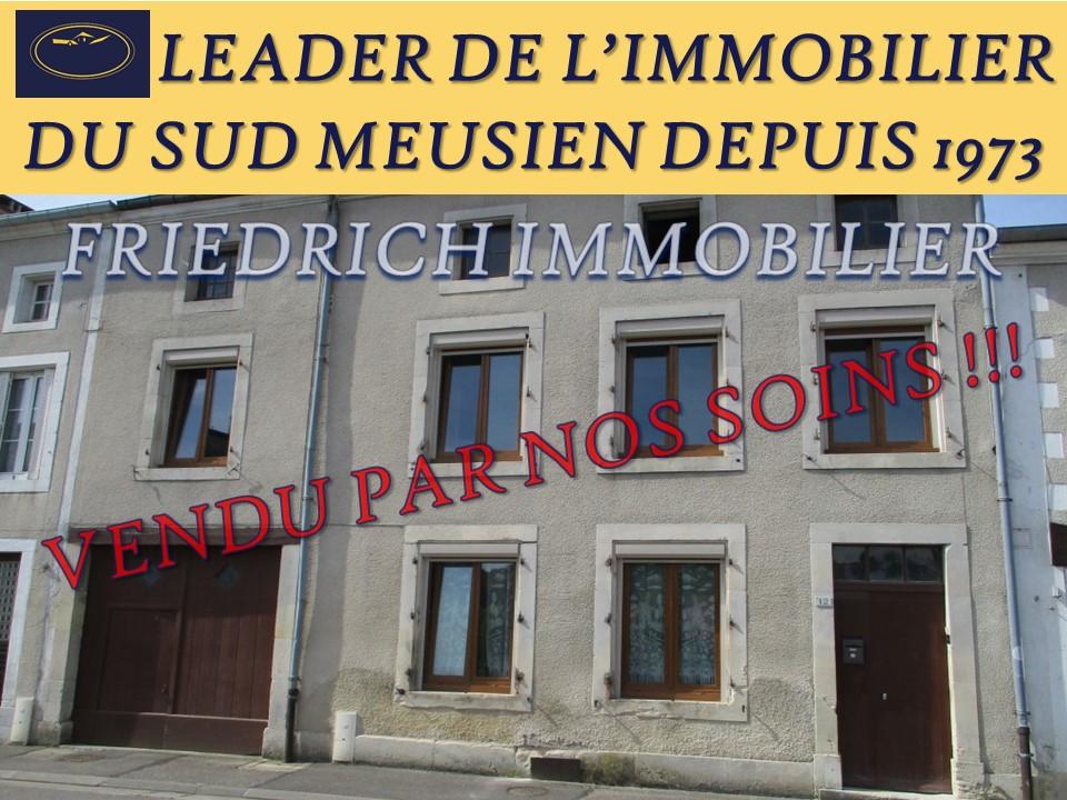 A vendre Maison GONDRECOURT LE CHATEAU 5 piéces
