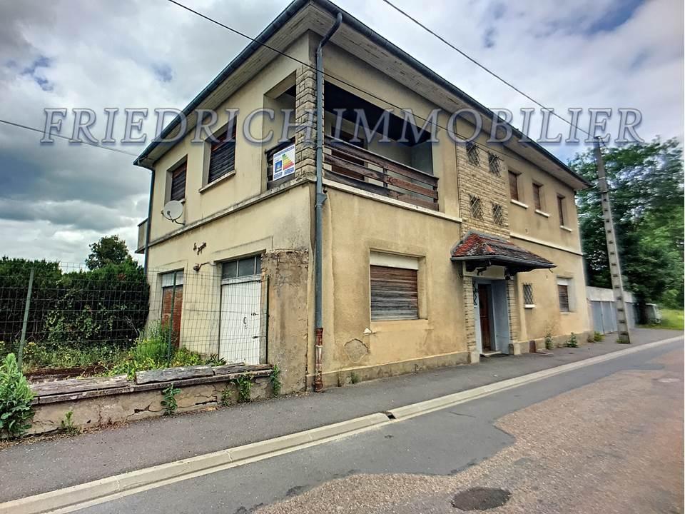 A vendre Maison SAINT MIHIEL 173m² 70.000