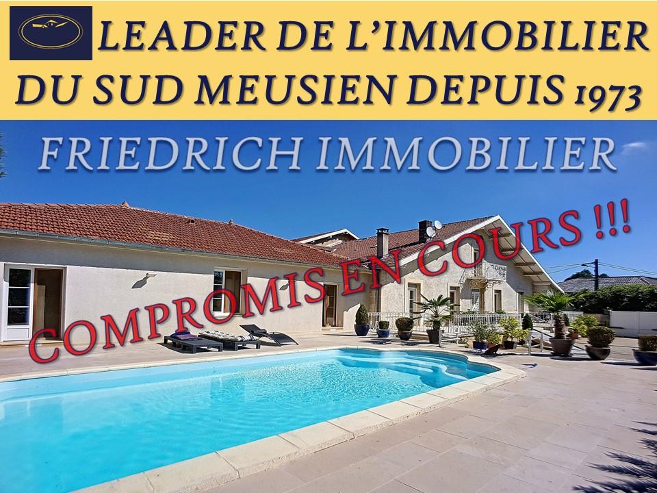 A vendre Maison BAR LE DUC 375.000