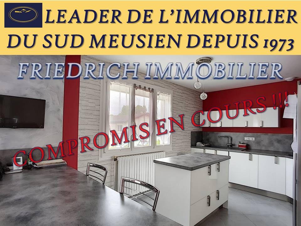 A vendre Maison LIGNY EN BARROIS 113.54m² 150.000