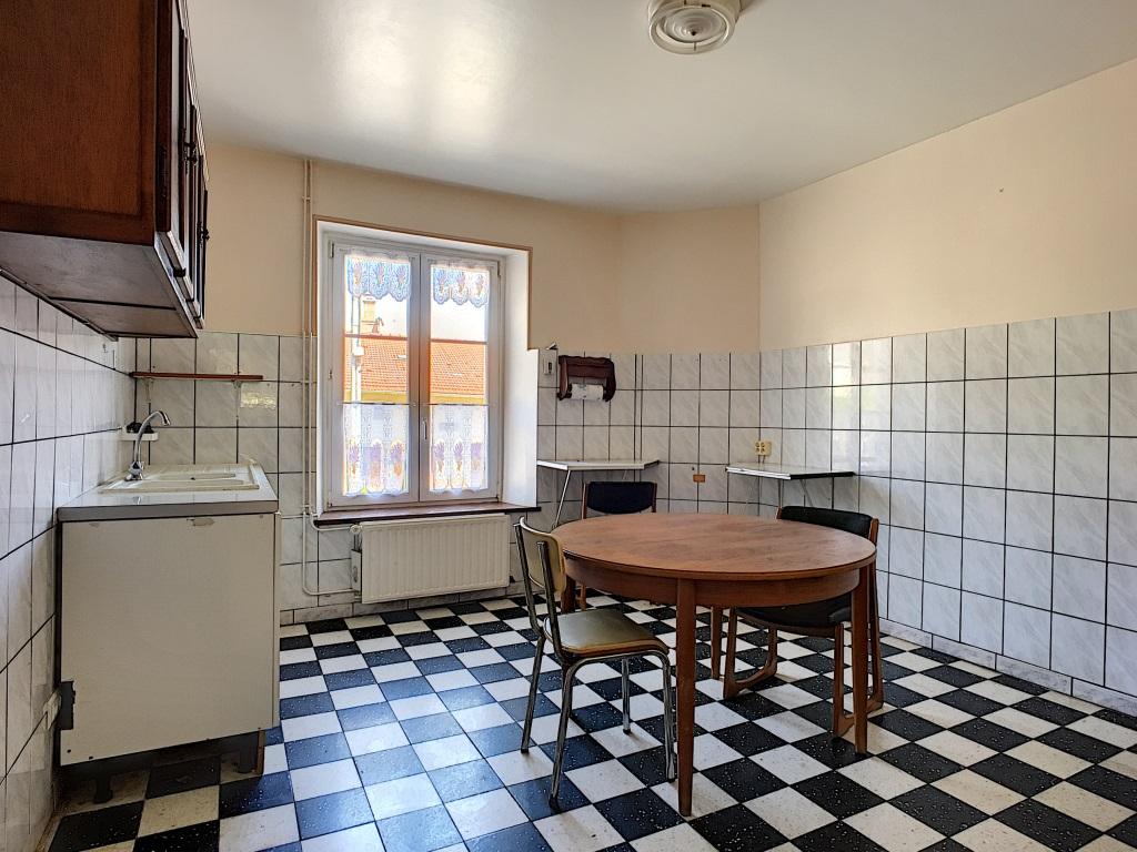 A vendre Maison GEVILLE 5 piéces