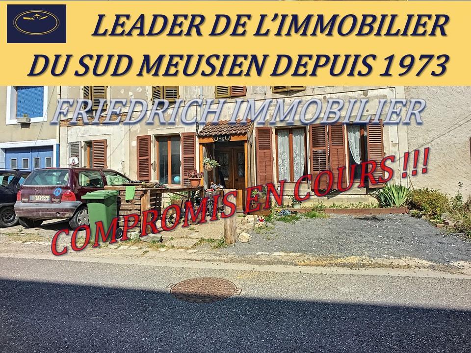 A vendre Maison SAINT MAURICE SOUS LES COTES 216m² 8 piéces