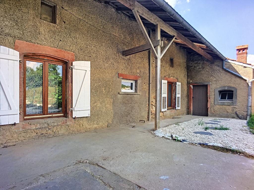 A louer Maison BUTGNEVILLE 560 4 piéces