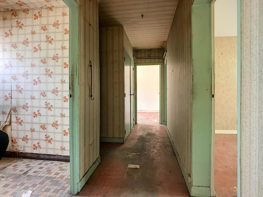 A vendre Appartement VERDUN 60m² 13.000 3 piéces