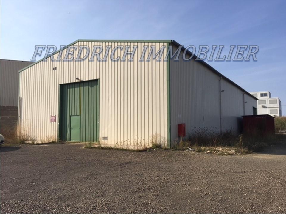A louer Entrepôt / Local industriel VIGNEULLES LES HATTONCHATEL 2.600