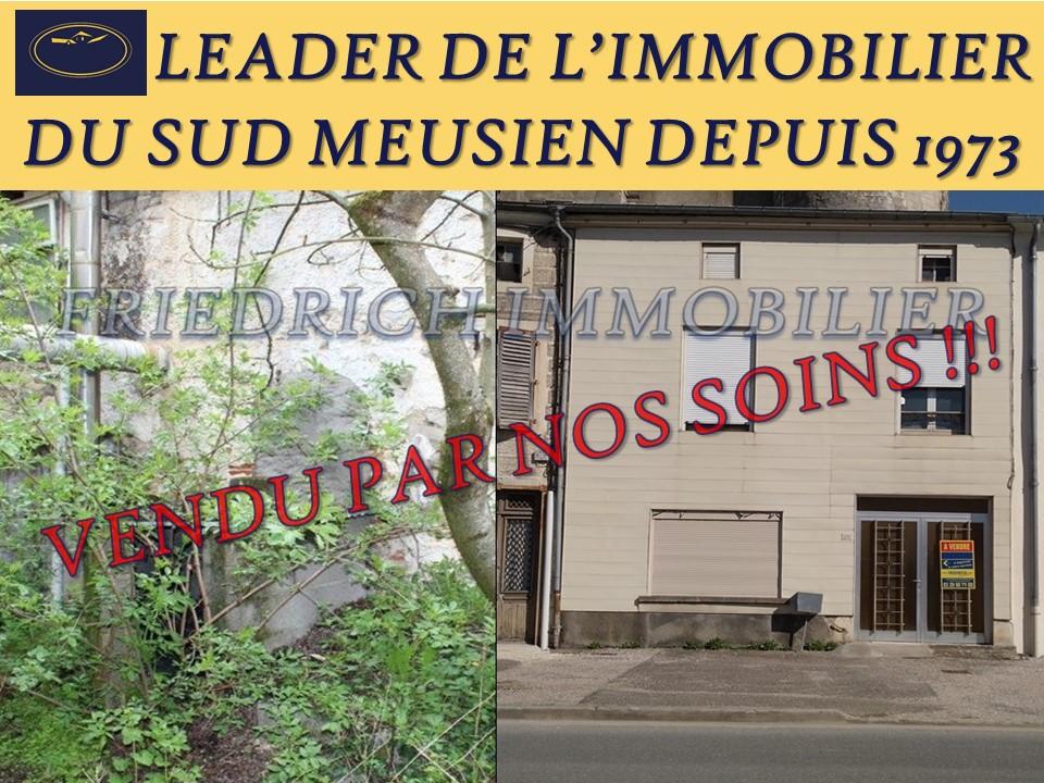 A vendre Maison GONDRECOURT LE CHATEAU 109.46m² 25.000 5 piéces