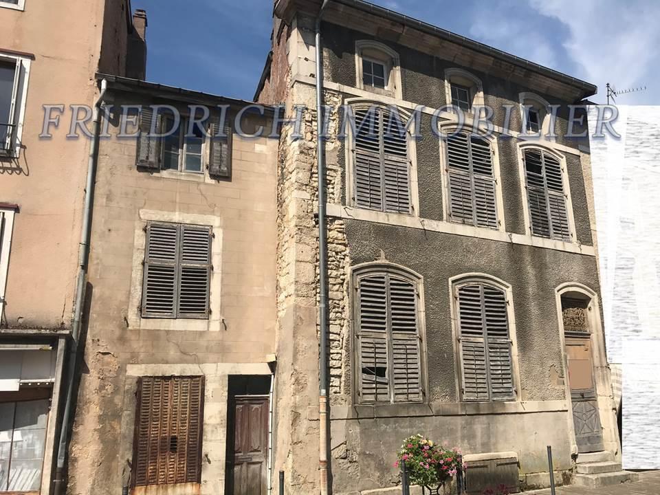 A vendre Immeuble SAINT-MIHIEL 380m² 15 piéces