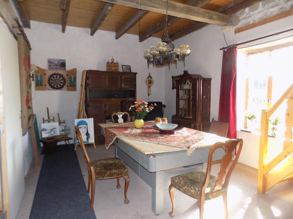 Belle maison atypique à conforter - Proche LIGNY EN BARROIS