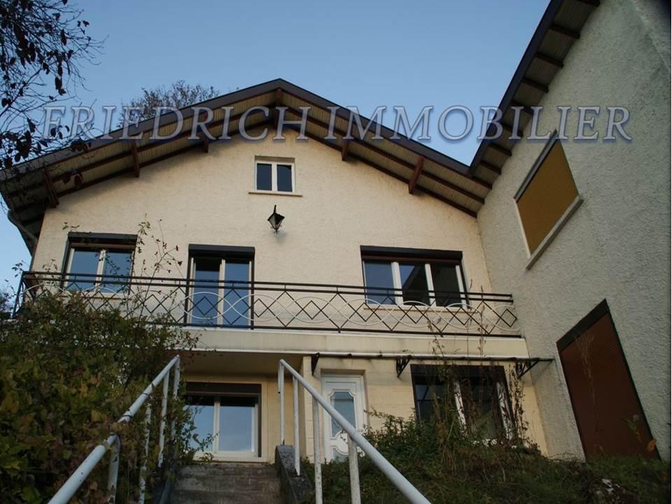 A vendre Maison BAR LE DUC 145m² 120.000 8 piéces