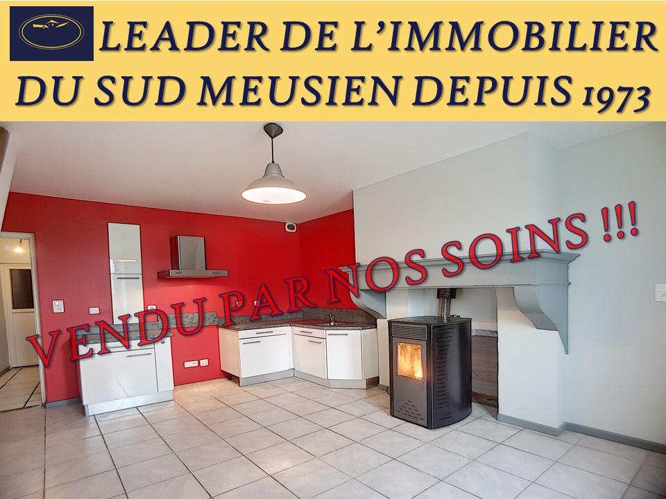 A vendre Maison GONDRECOURT LE CHATEAU 88.27m² 4 piéces