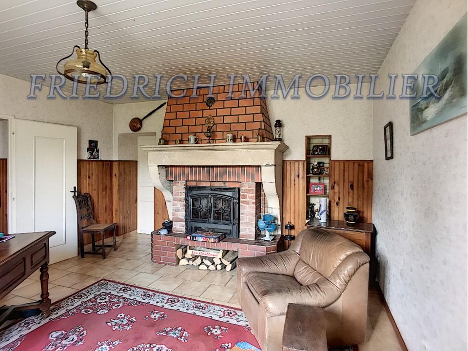 A vendre Maison TROYON 140m² 72.000 5 piéces