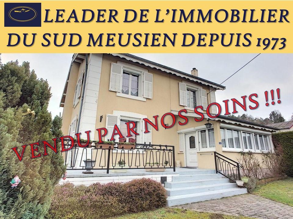 A vendre Maison DOMPCEVRIN 110m² 90.000 5 piéces