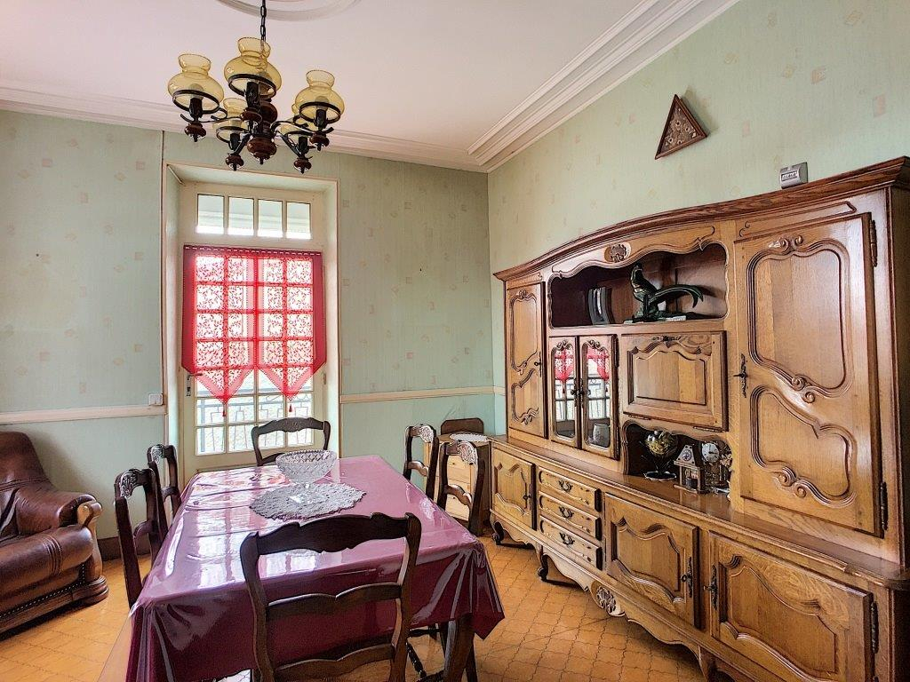 A vendre Maison DOMPCEVRIN 110m² 5 piéces
