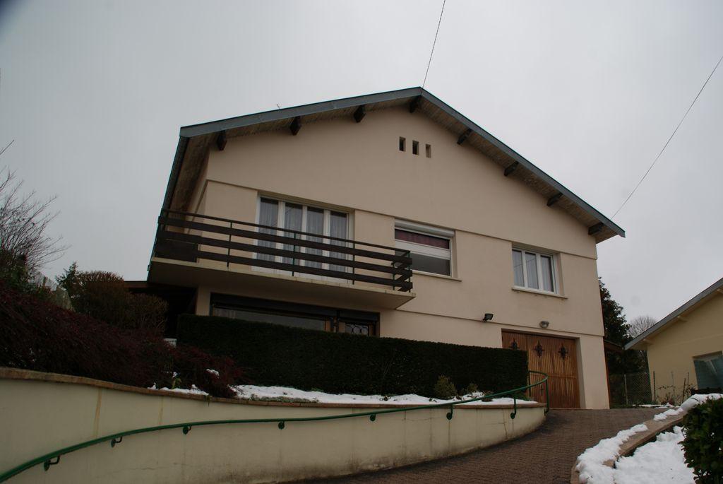 A vendre Maison BAR LE DUC 105m² 130.000