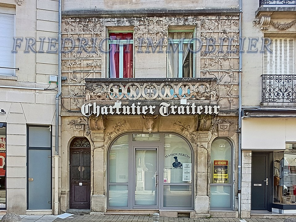 A vendre Fonds de commerce BAR LE DUC 100m² 50.000