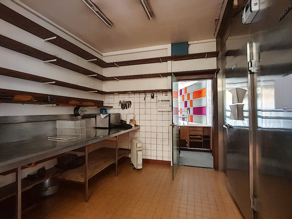 A vendre Fonds de commerce BAR LE DUC 100m²