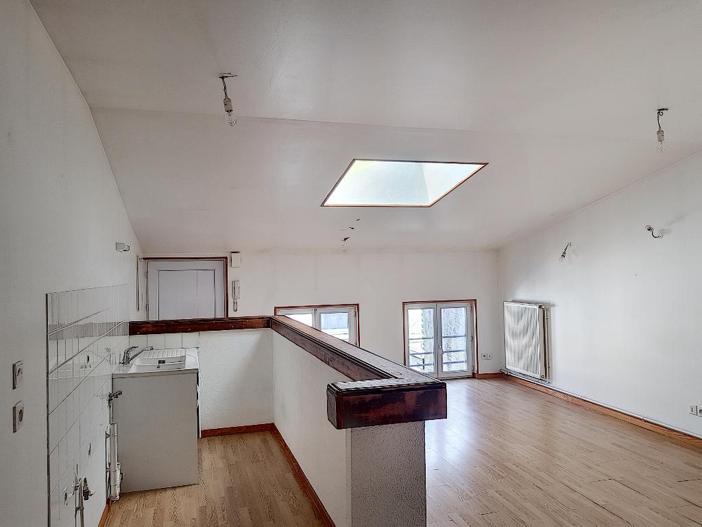 A louer Appartement LIGNY EN BARROIS 54m² 320 3 piéces