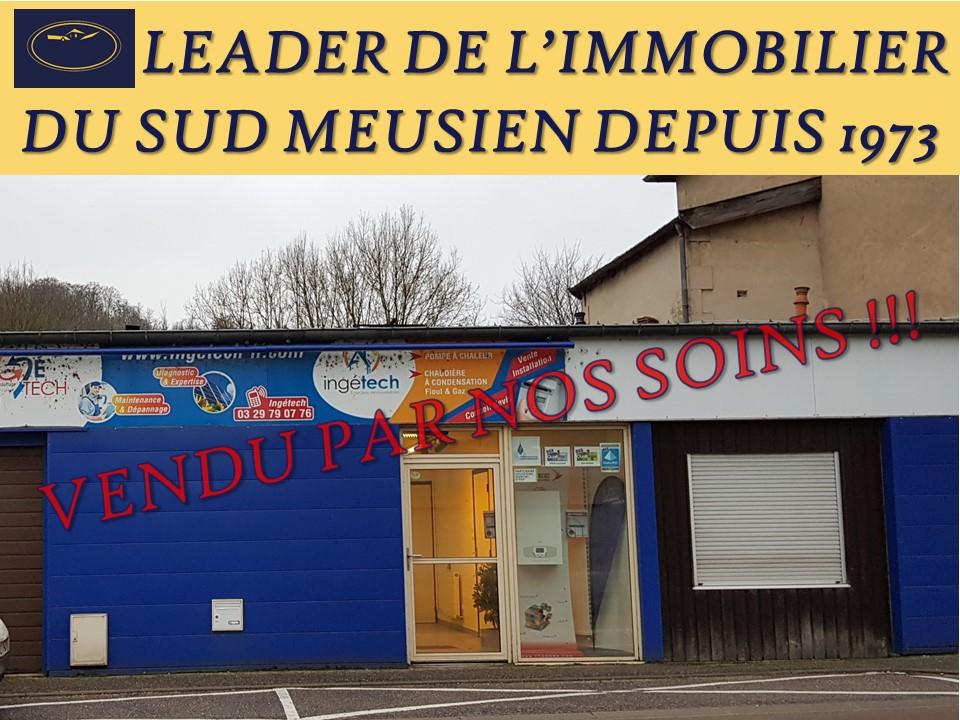 A vendre Local commercial LIGNY EN BARROIS 35.000  piéces