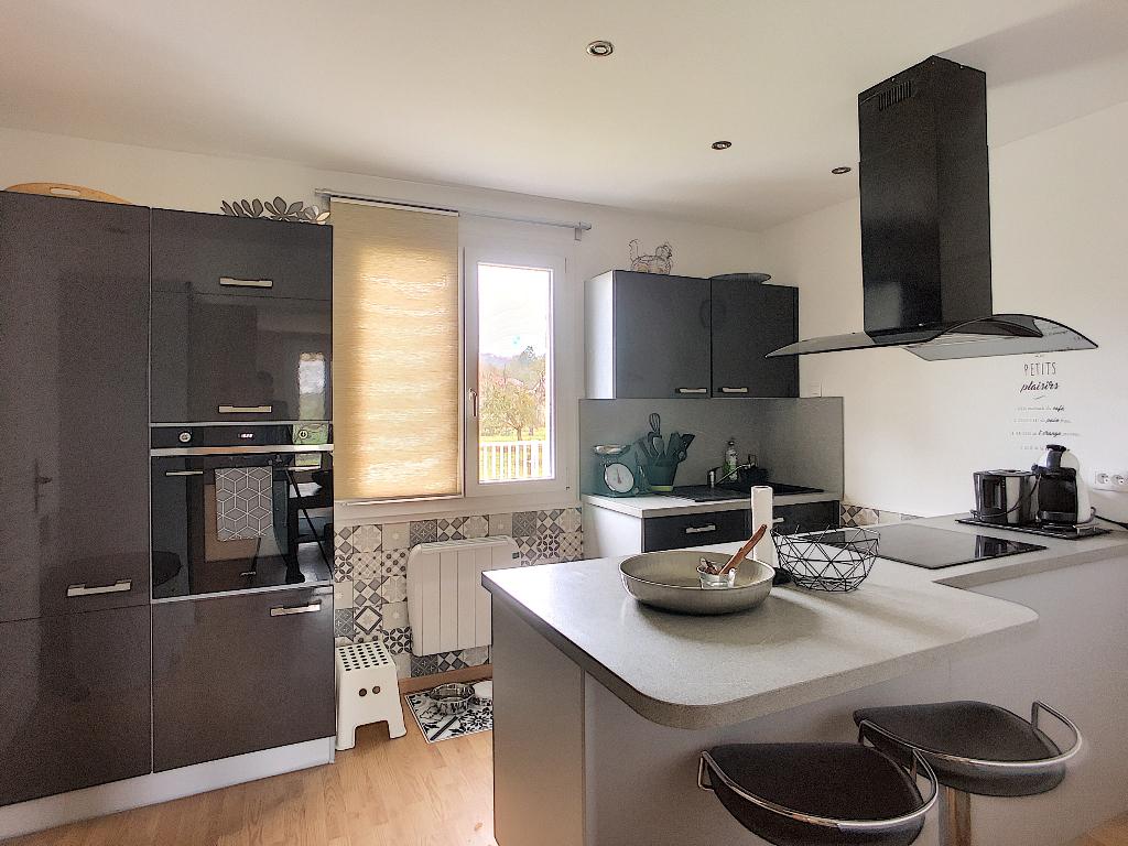 A vendre Maison APREMONT LA FORET 110m² 155.000