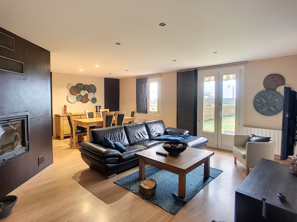 A vendre Maison APREMONT LA FORET 110m²