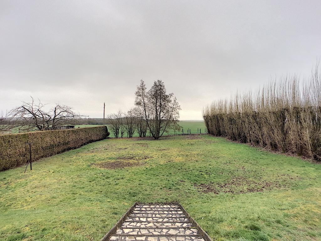 Pavillon de plain-pied - APREMONT LA FORET