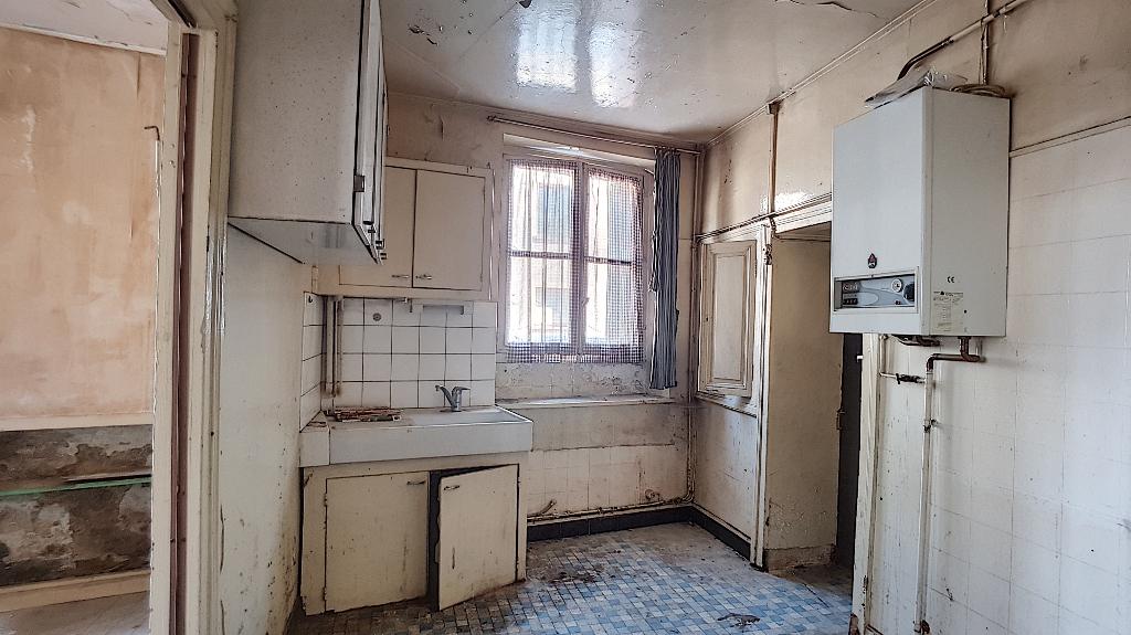 A vendre Maison Tannois 91.93m² 15.000 3 piéces