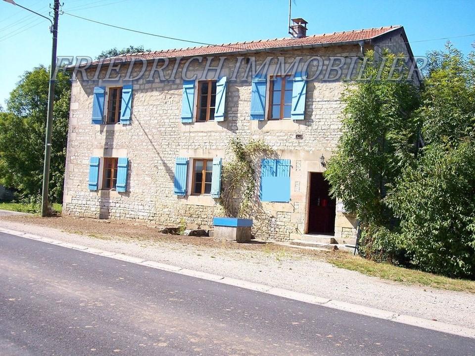 A louer Maison LE BOUCHON SUR SAULX 125m² 430 5 piéces