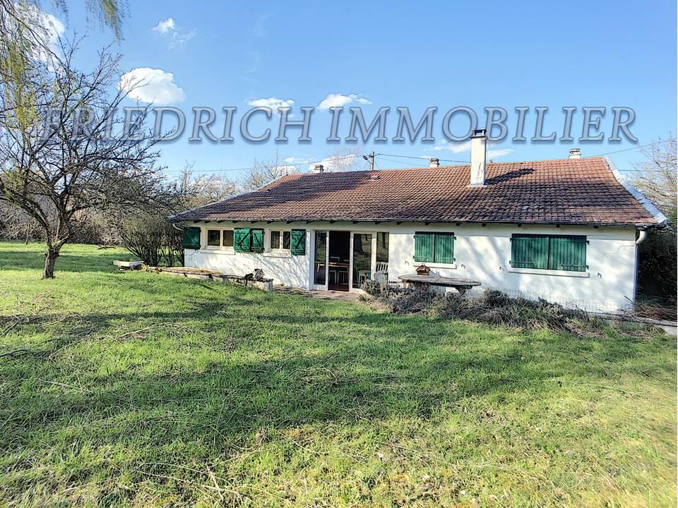 A vendre Maison MONTSEC 100m² 75.000 5 piéces