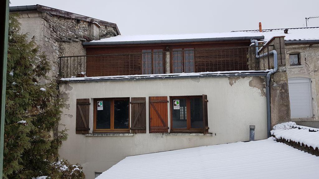 A vendre Immeuble LIGNY EN BARROIS 204.34m² 5 piéces