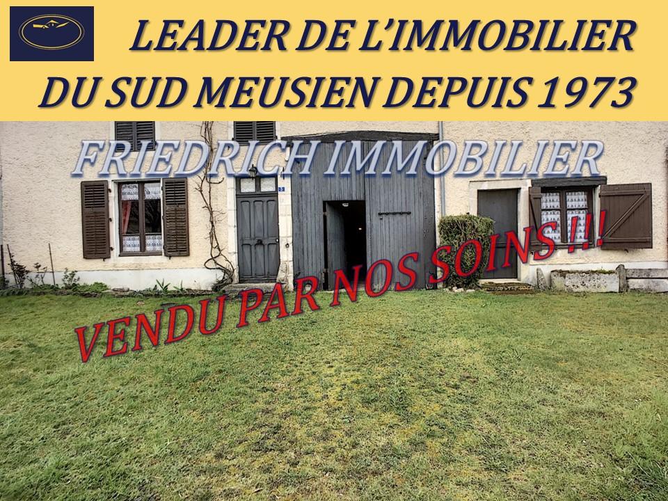 A vendre Maison BOVEE SUR BARBOURE 114m² 33.000