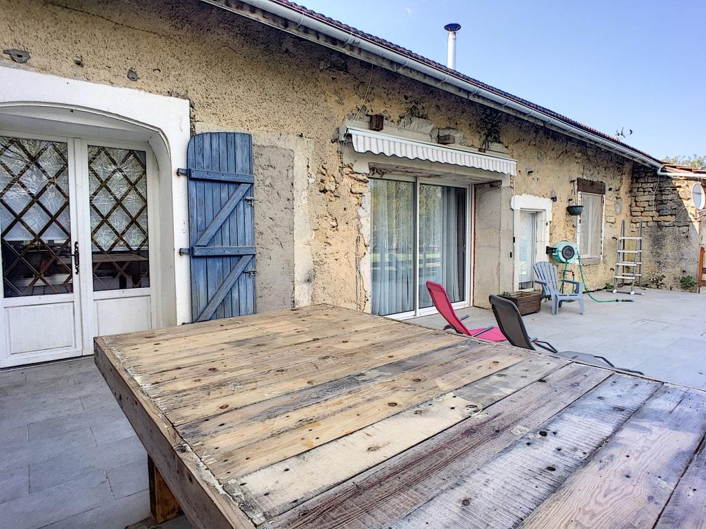 A vendre Maison GEVILLE 213m² 140.000