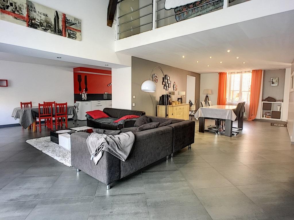 A vendre Maison GEVILLE 140.000 5 piéces
