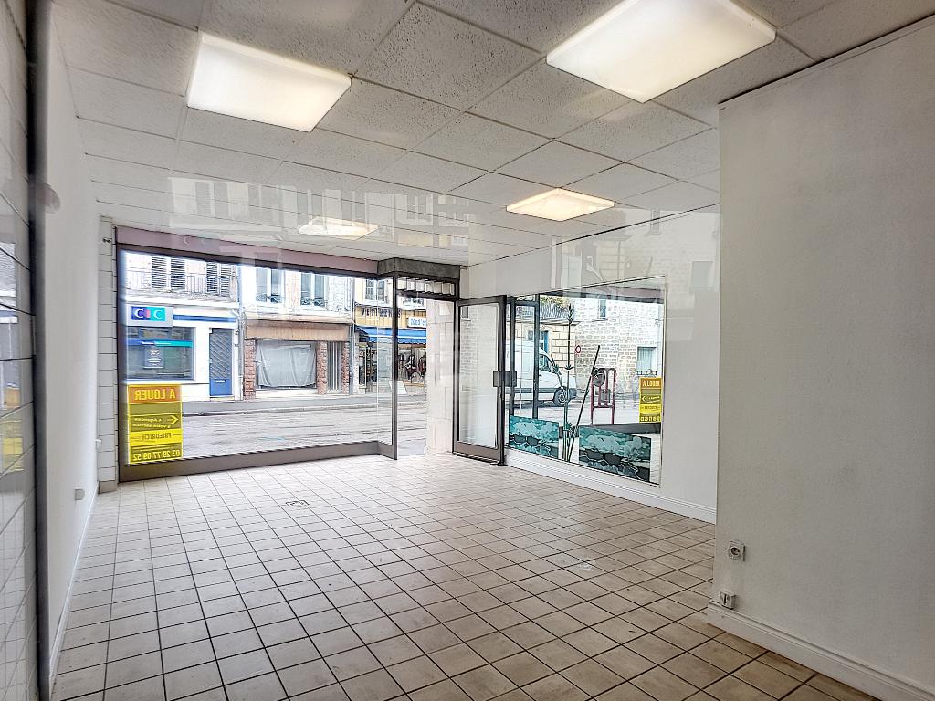 A louer Local commercial LIGNY EN BARROIS 35m² 250 1 piéces