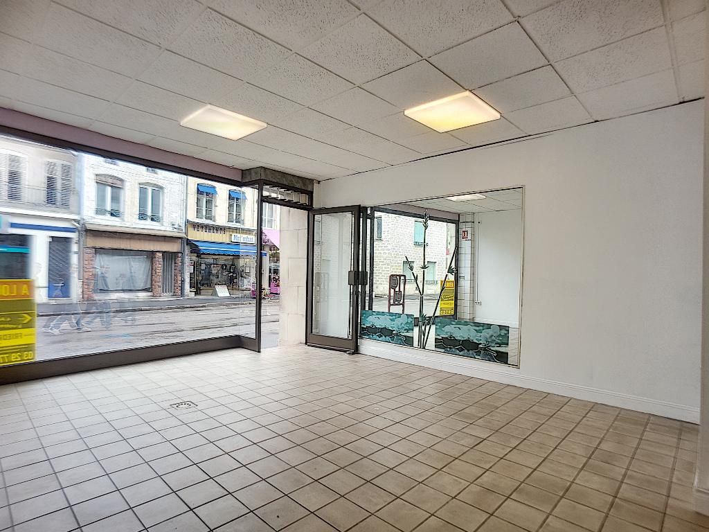 A louer Local commercial LIGNY EN BARROIS 35m² 250