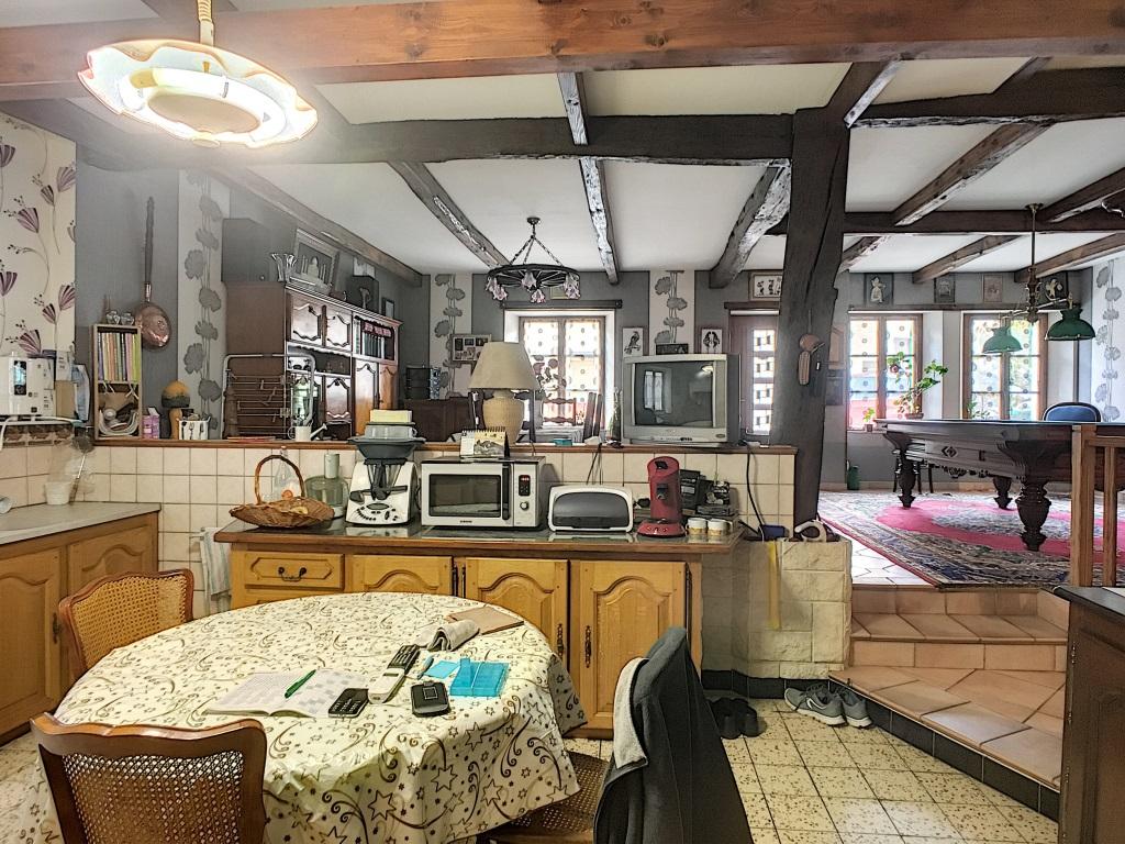 A vendre Maison GEVILLE 171m² 135.000