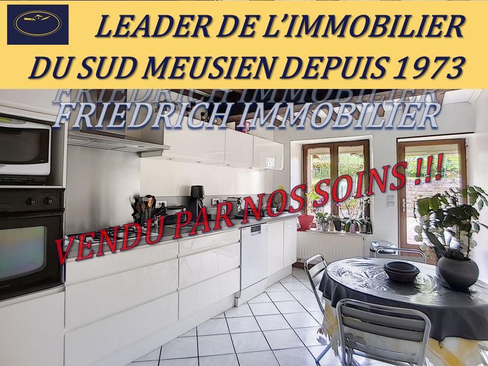 A vendre Maison BIENCOURT SUR ORGE 150.73m² 88.000
