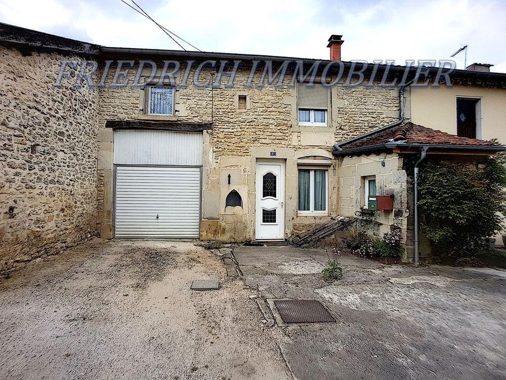A vendre Maison BIENCOURT SUR ORGE 88.000 6 piéces